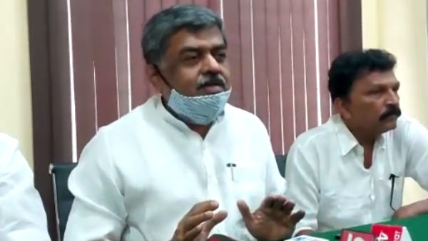 Drugs Are Taken By Some Biggest Leaders Of The BJP Party: BK Hariprasad