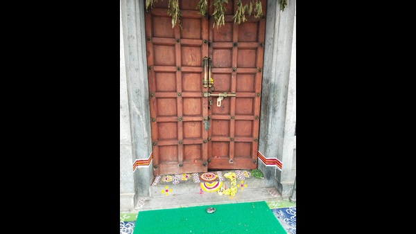 Three guards of Arkeshwara temple in Mandya were brutely murdered by hundi thieves in the temple