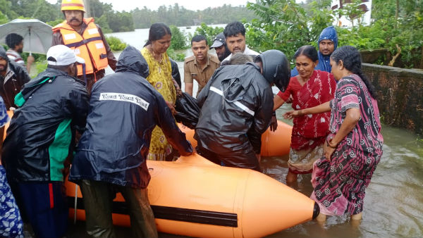 Heavy Rain In Udupi: 700 Houses Submerged In Last 24 Hours
