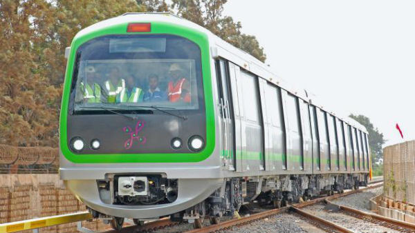 Namma Metro Green Line services resumed today
