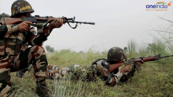 One Terrorist Killed By Security Forces In Jammu And Kashmirs Budgam