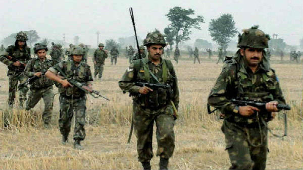 Indian Army Ready For Full-Fledged War With China