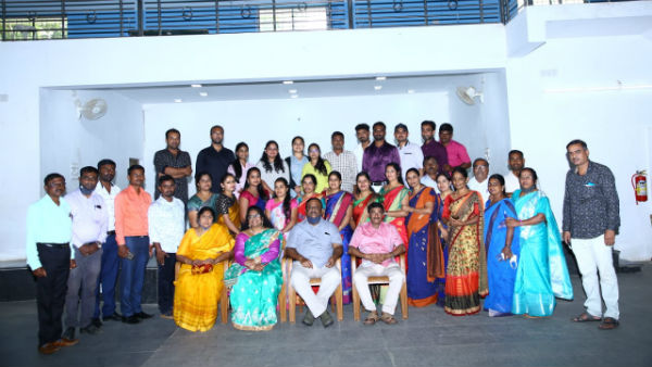 Chikkamagaluru: Financial Assistance From Old Students To The Their Teachers