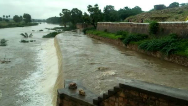 Belagavi: Malaprabha River Overflowing And Fear Of Flood Emerges