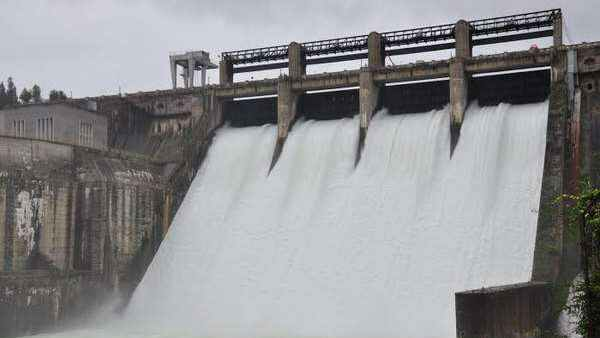 Shivamogga District Rain And Dams Water Level In Last 24 Hours