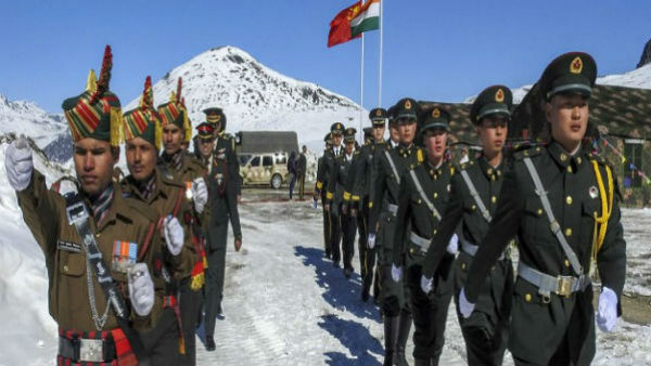 India, China Brigadiers Exchanges Heated Arguments Over The Hotline