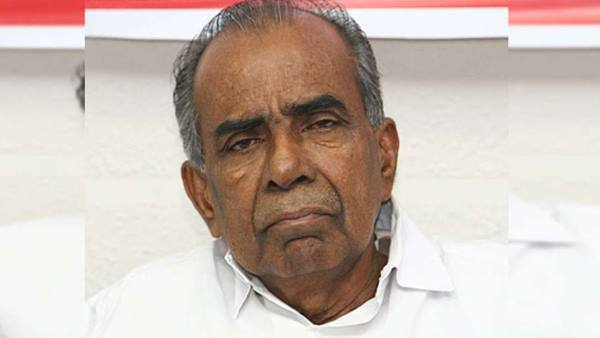 Senior Kerala Congress leader CF Thomas passes away