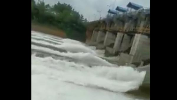 20000 Cusecs of Water released from Gandori Canal, Chincholi
