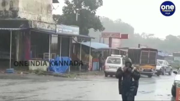 ಚಿಕ್ಕಮಗಳೂರು: ಕೊಪ್ಪ, ಮೂಡಿಗೆರೆ, ಶೃಂಗೇರಿ ಹೋಬಳಿವಾರು ಮಳೆ ವಿವರ