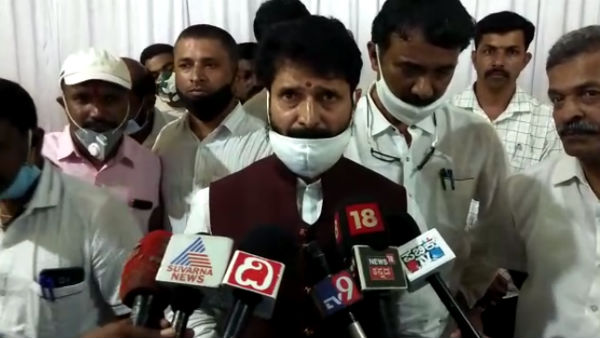 Chikkamagaluru: Minister CT Ravi Reacted On MLA Zameer Ahmed Role In Drug Case