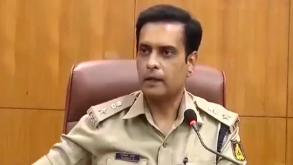 100 Kg Marijuana Seized Within 15 Days: Ramanagara SP