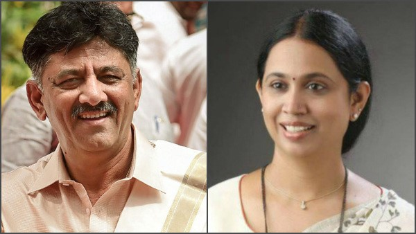 Lakshmi Hebbalkar can handle any post: DK Shivakumar