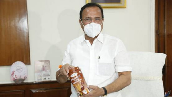 Sadananda Gowda Launches 8 Nutraceutical-Immunity Boosting Products Under PMBJP