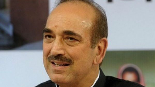 Parliament Monsoon Session: Ghulam Nabi Azad Said Dont Move Towards One Nation One Party