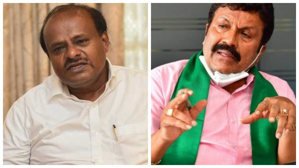 BC Patil Reaction On HD Kumaraswamy Statement Of Drug Mafia Money Used To Topple The Coalition Govt