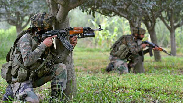 Pakistan Ceasefire Violation: One Indian Army Jawan martyred, Two Officer Injured