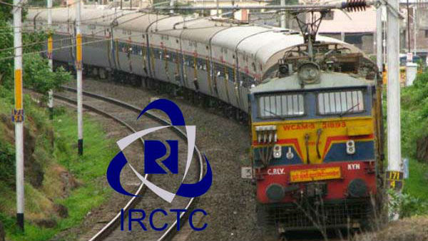 Central Govt To Sell 15 To 20 Percent Stake In IRCTC