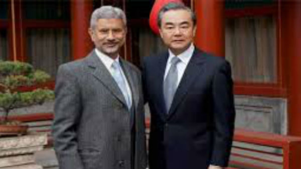 Foreign Minister S Jaishankar Convey Indias Stand On LAC To China