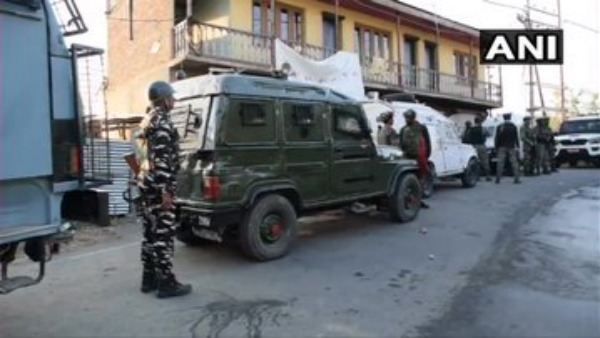 Jammu Kashmir: One Terrorist Gunned Down By Security Force In Budgam