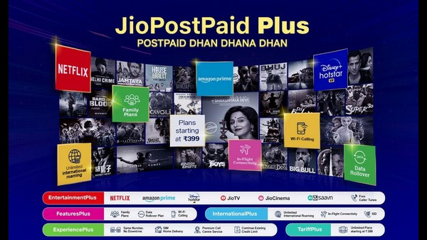 Jios Postpaid Plans Timed Well To Leverage Possible Churn Of VIL Subscribers: Analysts