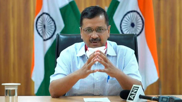 Kejriwal Says The Covid-19 Situation In Delhi Is Under Control