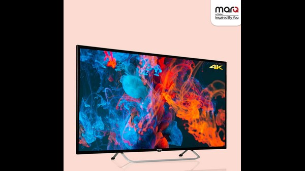 Flipkart Launches MarQ Android 9.0 Smart TVs and Smart Home Speakers