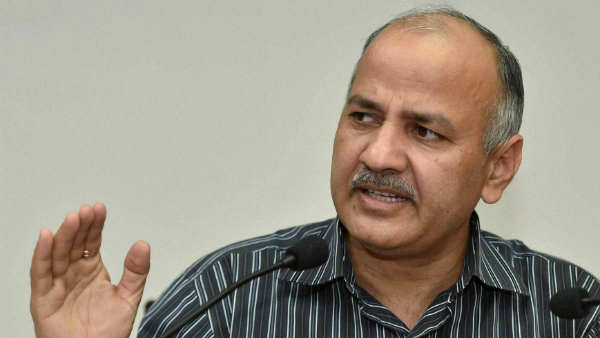 Delhi Deputy CM Manish Sisodia Tests Positive For Coronavirus, Goes Into Isolation