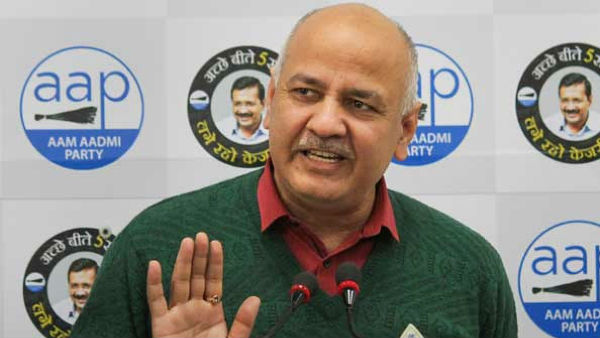 Delhi Deputy CM Manish Sisodia Tests Positive And Admitted To LNJP Hospital