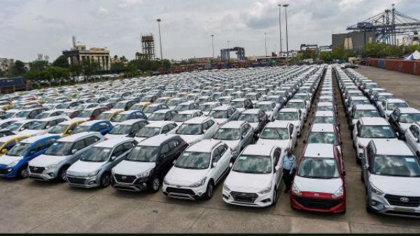 ಮಾರುತಿ ಸುಜುಕಿ : ಆಗಸ್ಟ್ನಲ್ಲಿ 1.24 ಲಕ್ಷ ಕಾರುಗಳ ಮಾರಾಟ
