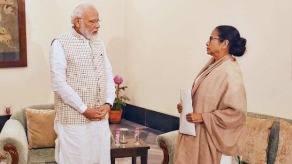 Mamata Banerjee Writes Letter To PM Modi Over GST Dues, Urges Him To Intervene