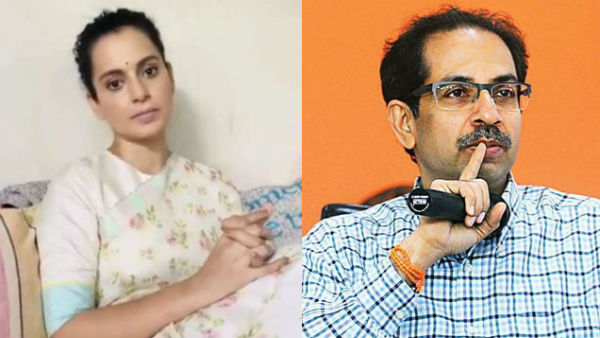 Whether I Live Or Die, I Will Expose You Regardless: Kangana Ranaut Challenge To Maharasthra CM Uddhav Thackeray