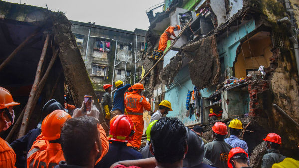 Maharashtra: Death Toll Rises To 33 In The Bhiwandi Building Collapse Incident