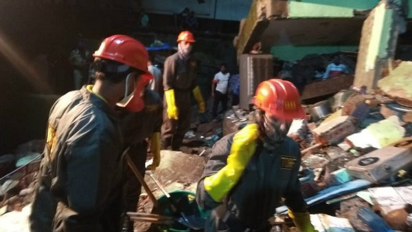 Maharashtra: Death Toll Rises To 41 In The Bhiwandi Building Collapse Incident
