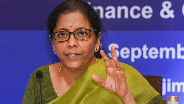 Not Being Risk Averse In Face Of Covid-19 Crisis: Nirmala Sitharaman