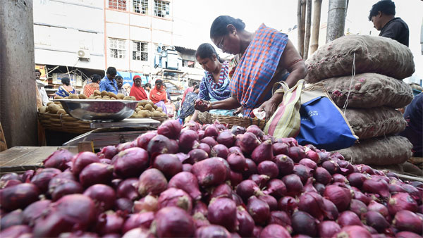 Central Govt Bans Export Of Onions With Immediate Effect
