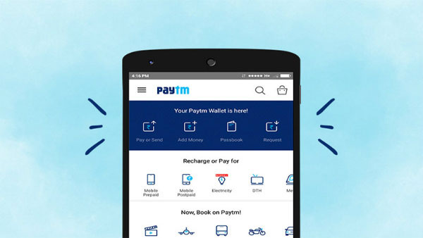 Paytm Restored On Play Store After Being Pulled Down Briefy For Policy Violation