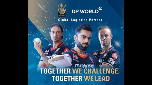 DP World Signs Up As Global Logistics Partner Of RCB
