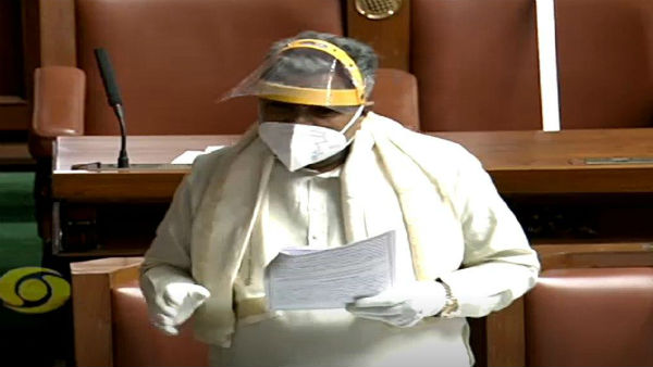 Opposition Leader Siddaramaiah Has Mentioned The Deadly Coronavirus In The Assembly