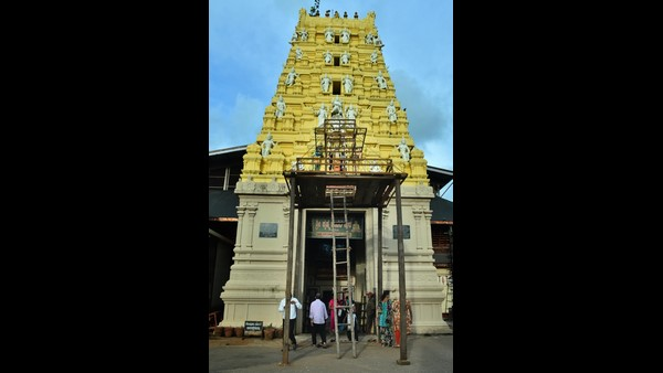 Krishna Janmastami In Udupi On Thursday; Entry Restricted To Devotees