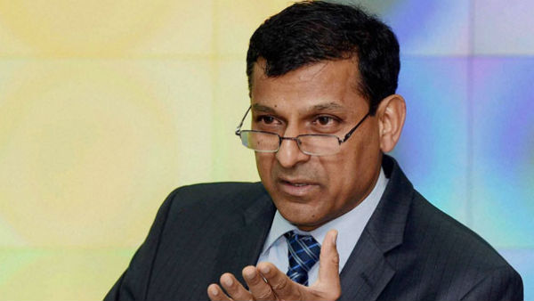 Fall In GDP Alarming: Raghuram Rajan