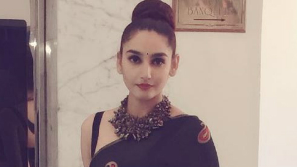 Ragini Dwivedi met BJP leaders during lockdown and discussed about anti-drugs campaign