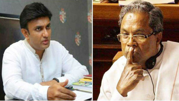 Karnataka Higher Education Minister Dr. Sudhakar Reply To Siddaramaiah