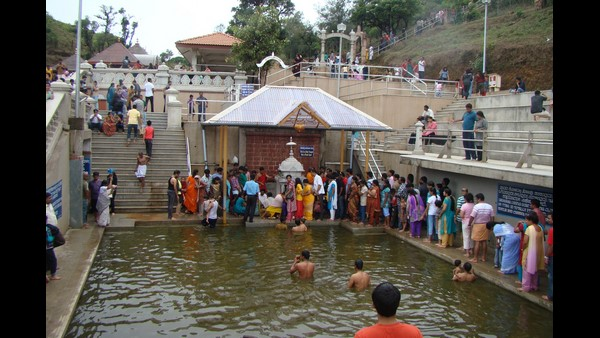 Madikeri: Cauvery Theerthodbhava On October 17