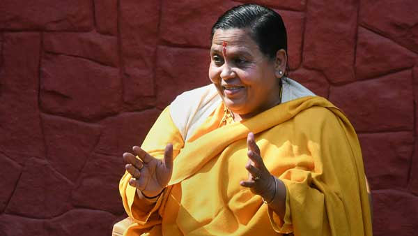 BJP leader Uma Bharti tests positive for Covid 19