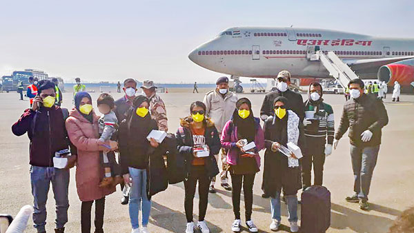 Over 14 Lakh Indian Citizens Brought Back To India During COVID-19 Pandemic