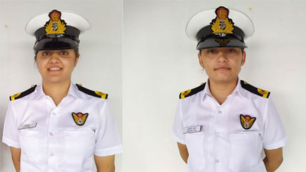 Navys First Women Combat Aviators To Be Deployed On Warships