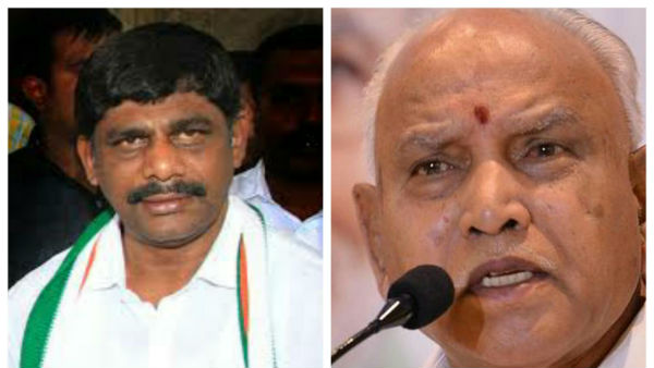 Drugs: If Arrested Actrress Opened Up Their Mouth, Yediyurappa Government May Fall, DK Suresh Statement