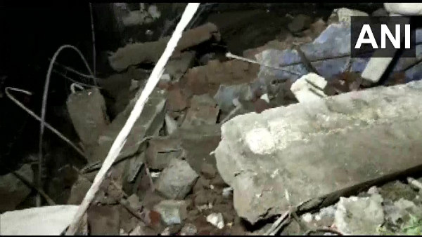 Maharashtra Building Collapse: 8 Peoples Death, Several Labours Feared Trapped