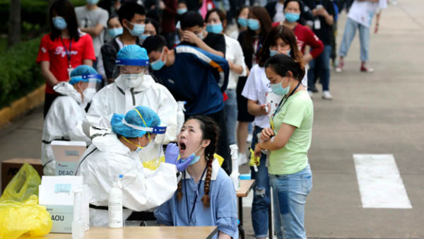 China's Covid-19 Vaccine Shows Promise In Animal Test