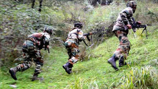 Jammu Kashmir: Two Terrorist Gunned Down By Security Force In Pulwama